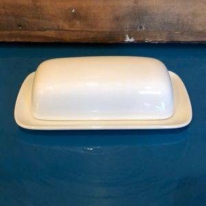 Threshold - butter dish